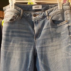 Sonoma Blue jeans